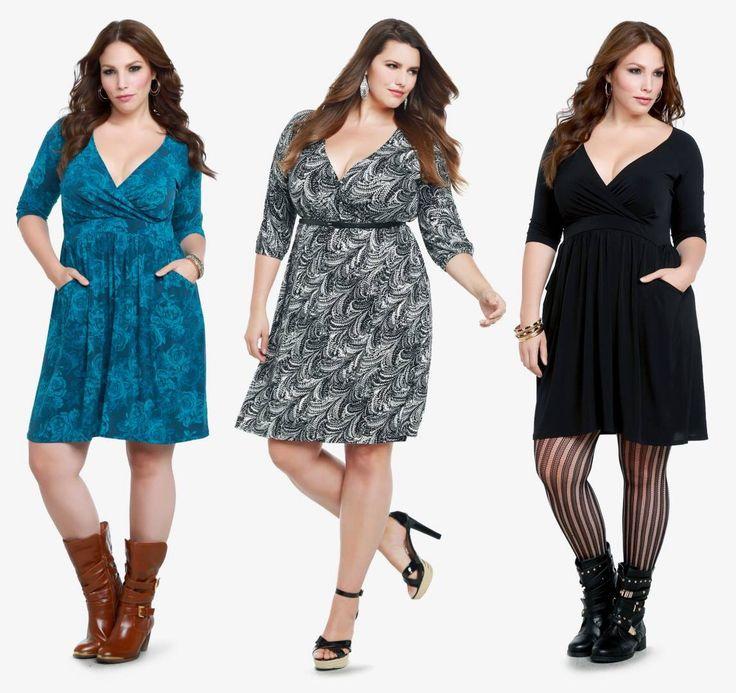 Informasi Model Baju Untuk Wanita Gemuk Agar Terlihat Langsing